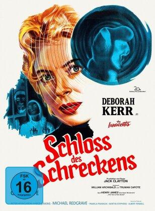 Schloss des Schreckens (1961) (Limited Collector's Edition, Mediabook, Blu-ray + DVD)