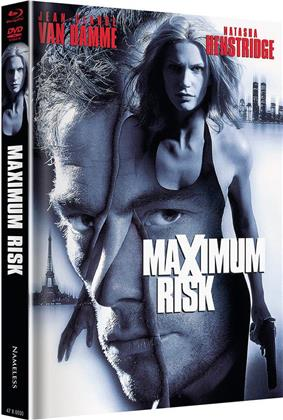 Maximum Risk (Cover A, Limited Edition, Mediabook, Blu-ray + DVD)