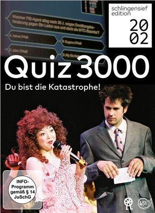 Quiz 3000 - Du bist die Katastrophe! (2 DVDs)