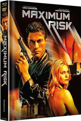 Maximum Risk (Cover C, Limited Edition, Mediabook, Blu-ray + DVD)