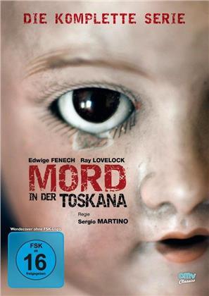 Mord in der Toskana - Die komplette Serie (Neuauflage, 2 DVDs)
