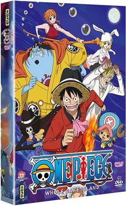 One Piece - Whole Cake Island - Vol. 7 (3 DVDs)