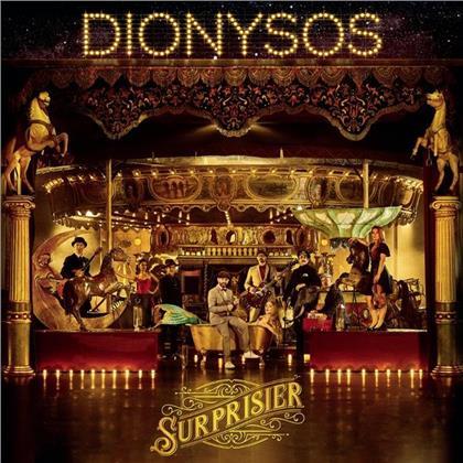 Dionysos - Surprisier (LP)