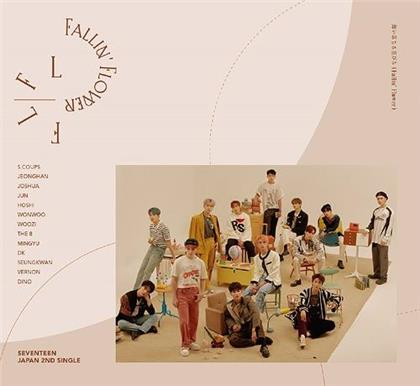 "Seventeen (K-Pop) - Fallin' Flower (""A"" Version, Digipack, Japan Edition, Limited Edition)"
