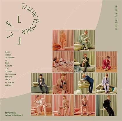 Seventeen (K-Pop) - Fallin' Flower (Japan Edition)