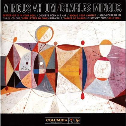 Charles Mingus - Ah Um (Ultradisc One-Step Pressing By Mobile Fidelity Sound Lab, Limited Edition, 2 LPs)