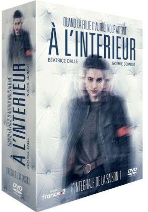 À l'intérieur - L'intégrale de la série (3 DVDs)
