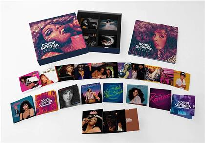 Donna Summer - Encore (Limited Boxset, 33 CDs)