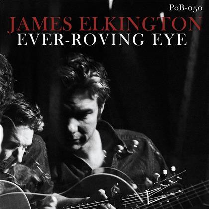 James Elkington - Ever-Roving Eye (Colored, LP)