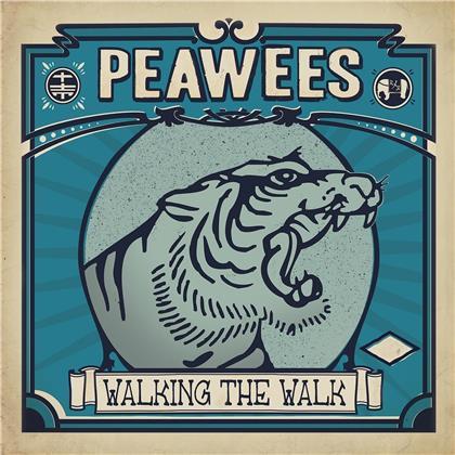 Peawees - Walking The Walk (2020 Reissue, LP)