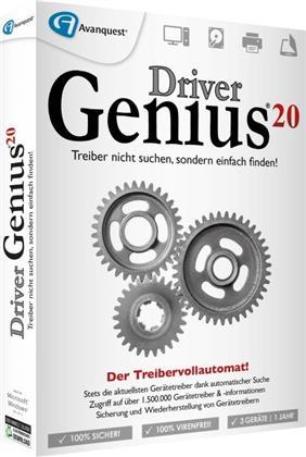 Driver Genius 20