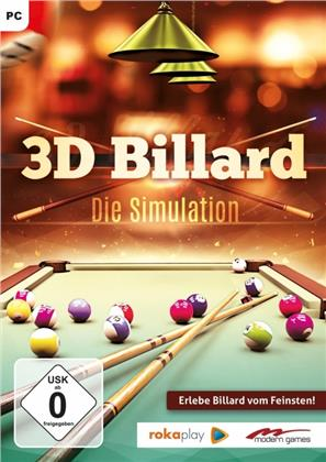 3D Billard - Die Simulation