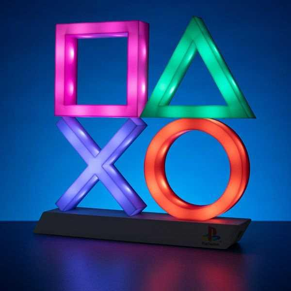 Playstation Icons - Leuchte XL