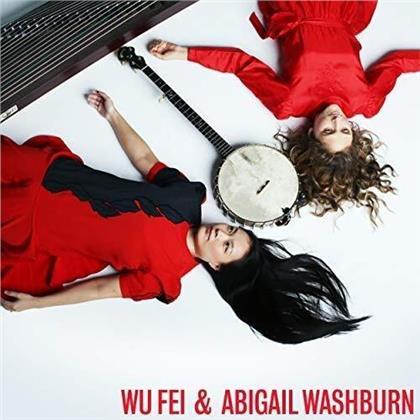 Wu Fei & Abigail Washburn - Wu Fei & Abigail Washburn (LP)