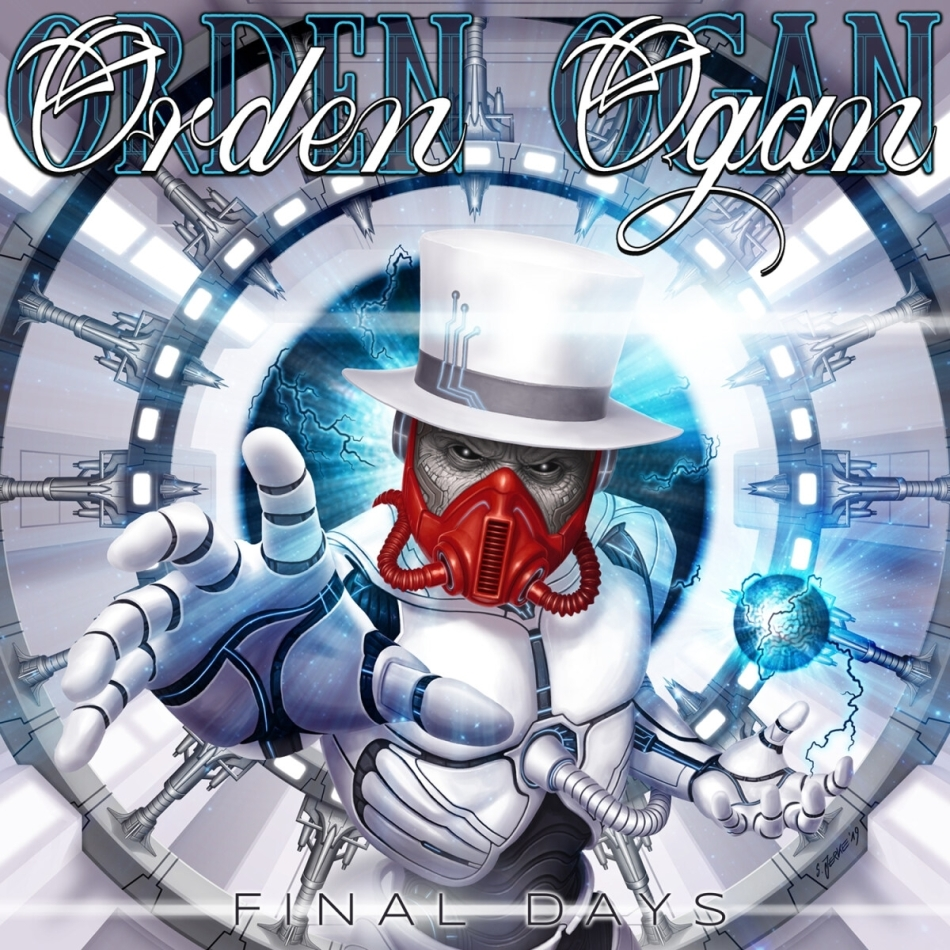 Orden Ogan - Final Days (Limited Edition, CD + DVD)