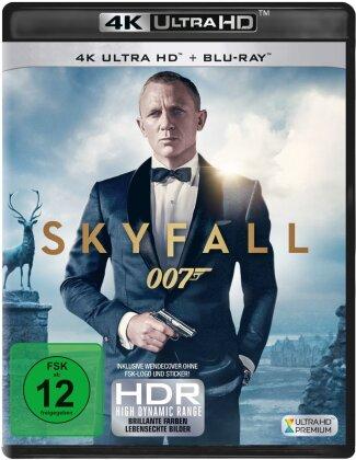 James Bond: Skyfall (2012) (4K Ultra HD + Blu-ray)