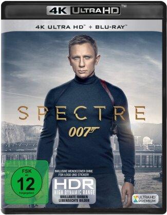 James Bond: Spectre (2015) (4K Ultra HD + Blu-ray)