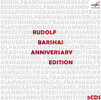 Rudolf Barshai - Rudolf Barshai Anniversary Edition (5 CDs)