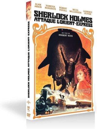 Sherlock Holmes attaque l'Orient-Express (1976)