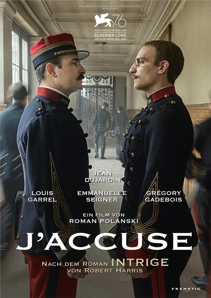 J'accuse - Intrige (2019)