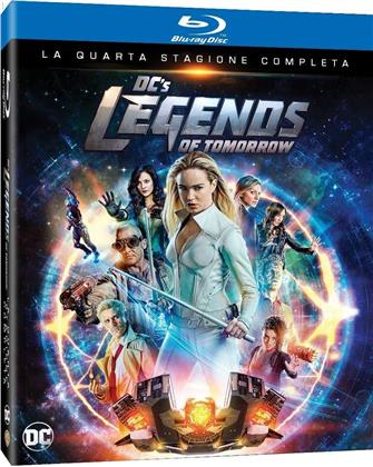 DC's Legends of Tomorrow - Stagione 4 (2 Blu-ray)