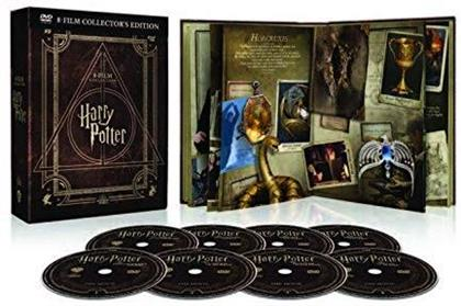 Harry Potter - La Collezione Completa (Collectors Edition, 8 DVD)