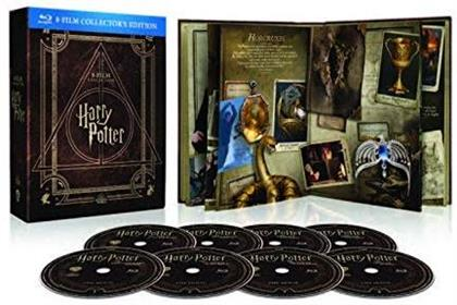 Harry Potter - La Collezione Completa (Collectors Edition, 8 Blu-ray)