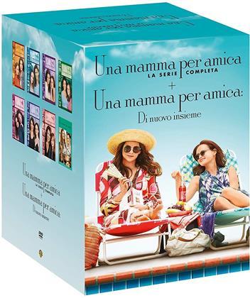 Una mamma per amica - La Serie Completa 1-8 (44 DVD)