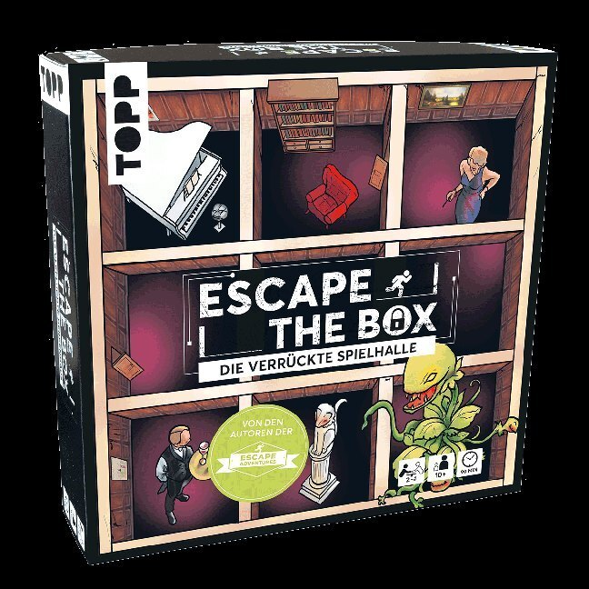 Escape The Box - Das verfluchte Herrenhaus (Spiel)