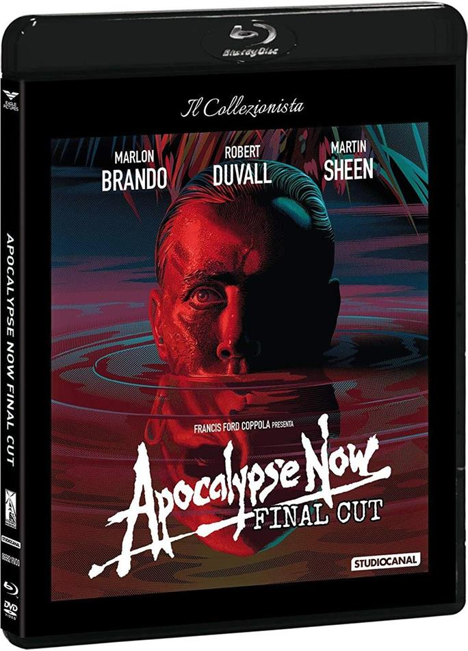 Apocalypse Now - Final Cut (1979) (Il Collezionista, Blu-ray + DVD)