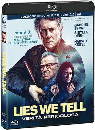Lies We Tell - Verità pericolose (2017) (Blu-ray + DVD)