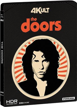 The Doors (1991) (4Kult, 4K Ultra HD + Blu-ray)