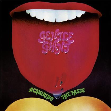 Gentle Giant - Aquiring The Taste (2020 Reissue, Gatefold, LP)