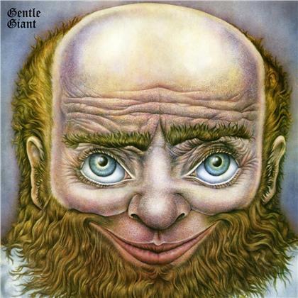 Gentle Giant - --- (2020 Reissue, Gatefold, LP)