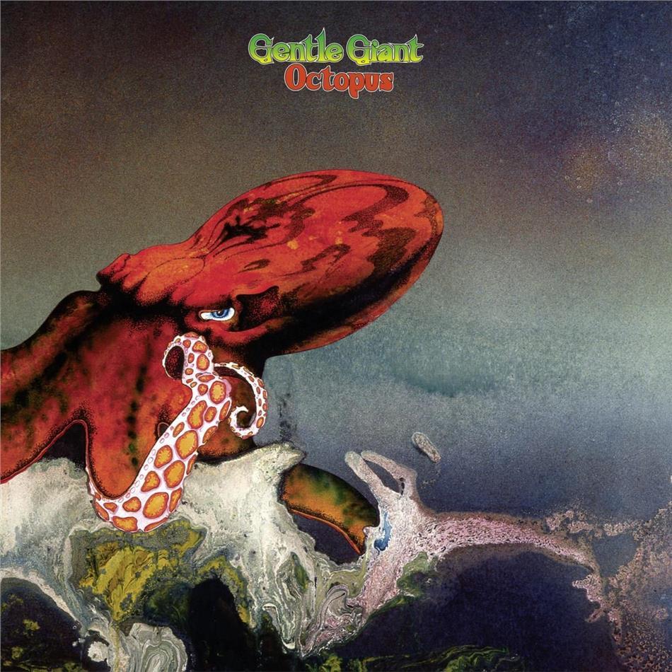 Gentle Giant - Octopus (2020 Reissue, Gatefold, LP)