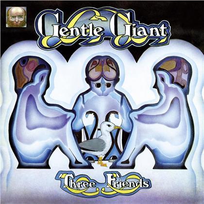 Gentle Giant - Three Friends (2020 Reissue, Gatefold, LP)