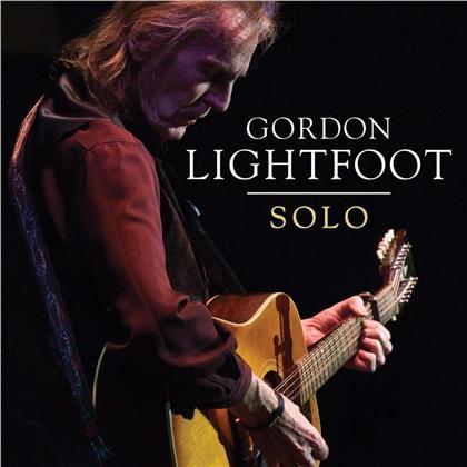 Gordon Lightfoot - Solo (LP)