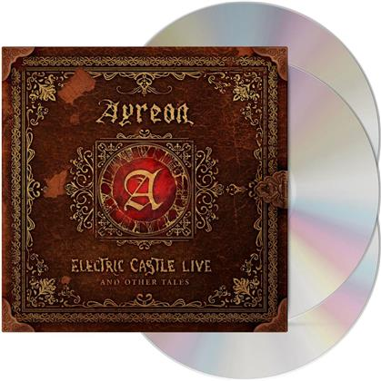 Ayreon - Electric Castle Live And Other Tales (2 CD + DVD)