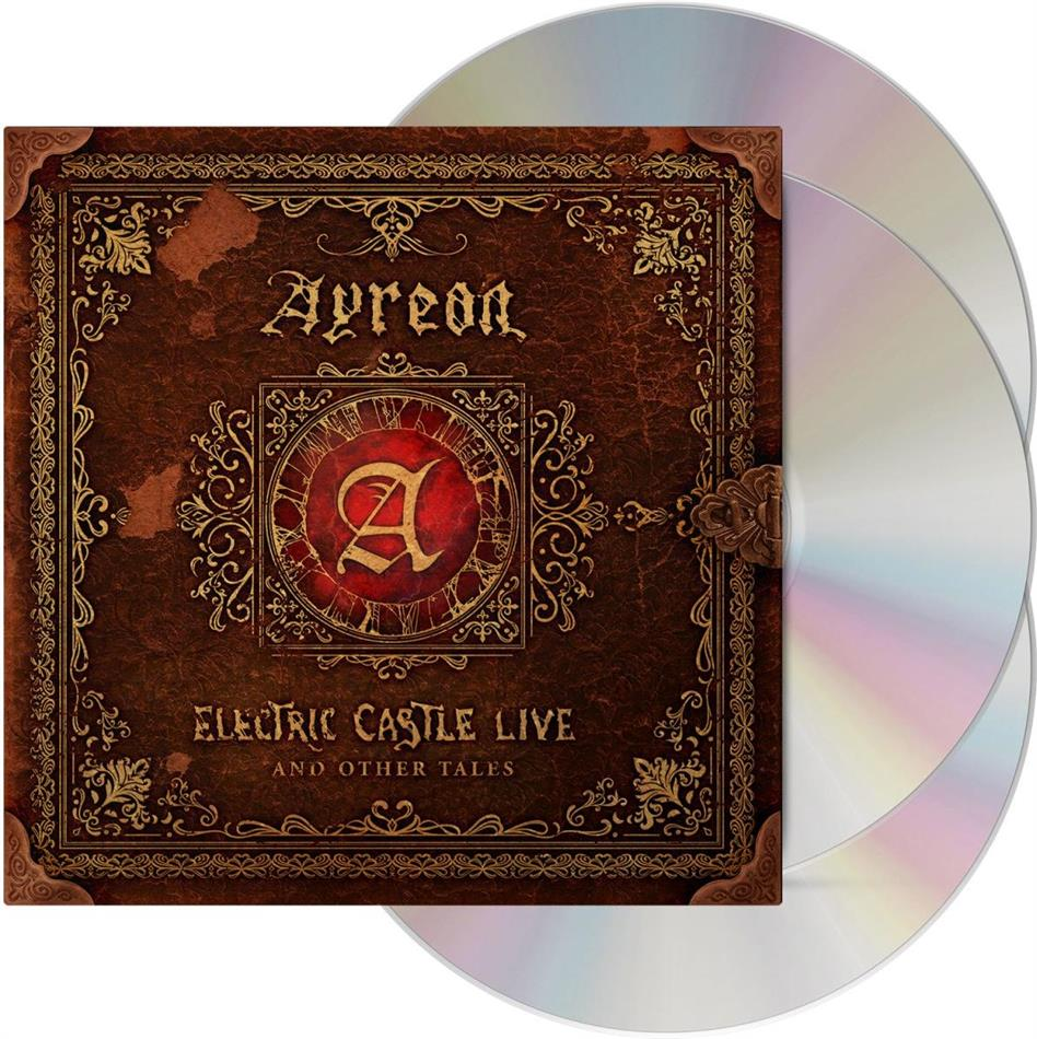 Ayreon - Electric Castle Live And Other Tales (2 CDs + DVD)