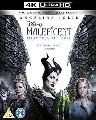 Maleficent 2 (2019) (4K Ultra HD + Blu-ray)
