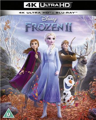 Frozen 2 (2019) (4K Ultra HD + Blu-ray)
