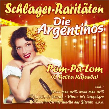 Die Argentinos - Pom-Pa-Lom