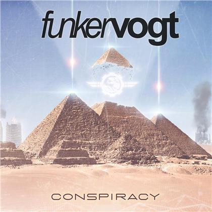 Funker Vogt - Conspiracy (Limited Edition)