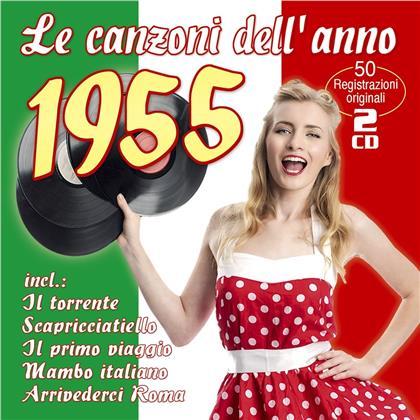 Le Canzoni Dell'anno 1955 (2 CDs)