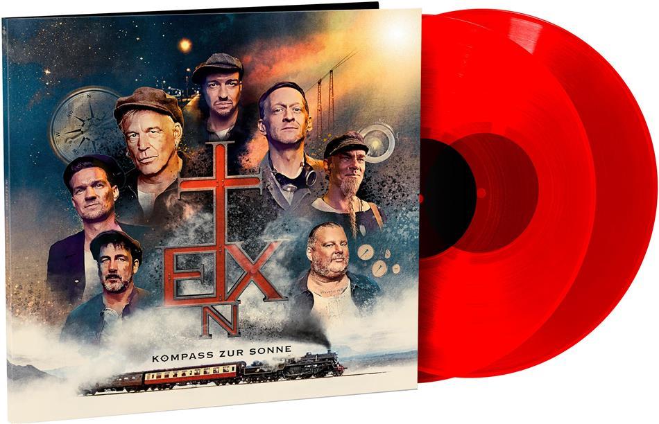 In Extremo - Kompass Zur Sonne (Limited Edition, Red Vinyl, 2 LPs)