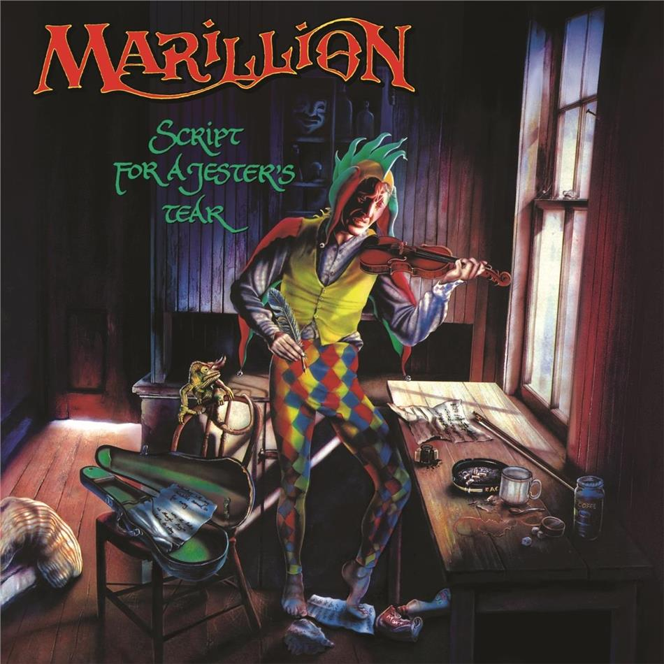 Marillion - Script For A Jester's Tear (Deluxe Edition, CD + Blu-ray)