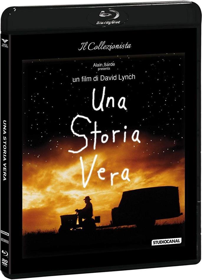 Una storia vera (1999) (Il Collezionista, Blu-ray + DVD)