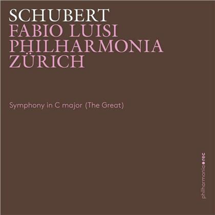 Franz Schubert (1797-1828), Fabio Luisi & Philharmonia Zürich - Symphony In C Major (The Great)