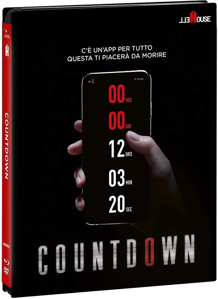 Countdown (2019) (Hell House, Blu-ray + DVD)