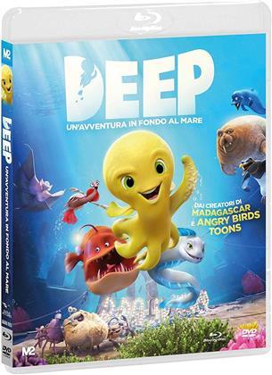 Deep - Un'avventura in fondo al mare (2017) (Blu-ray + DVD)
